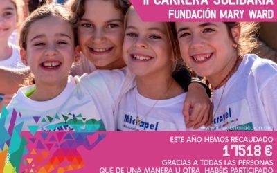 II CARRERA SOLIDARIA FUNDACIÓN MARY WARD